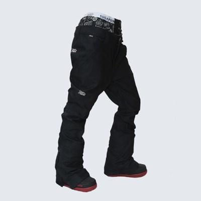 슈가포인트 남자 슬림핏 보드 팬츠 JONES 59 SLIM P - DENIM BLACK
