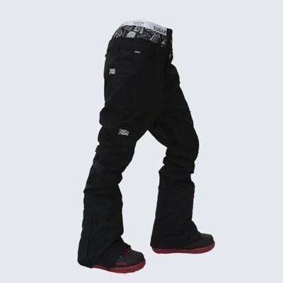 슈가포인트 남자 슬림핏 보드 팬츠 JONES 59 SLIM P - BLACK