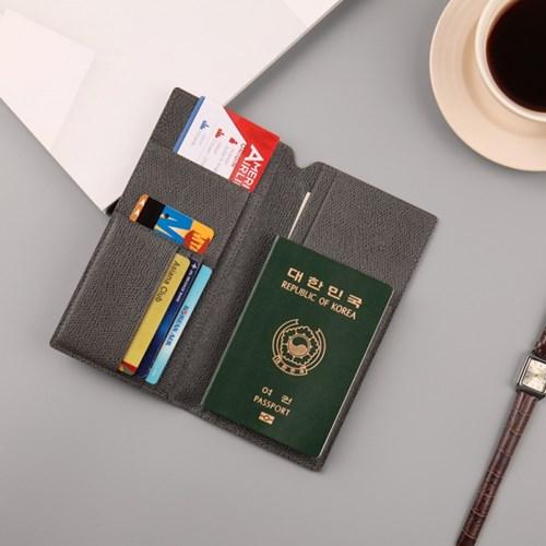 여권케이스 천연가죽 여권지갑 9color