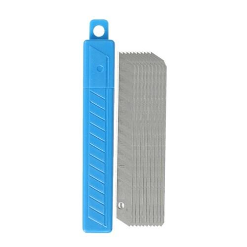 SDI 고탄소강 리필 커터칼 9mm (10개입)_(1089999)