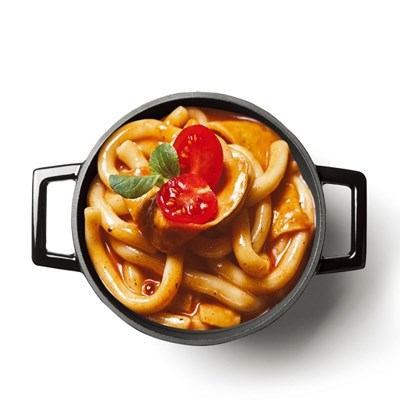 라비퀸 떡볶이 매콤까르보나라맛 세트