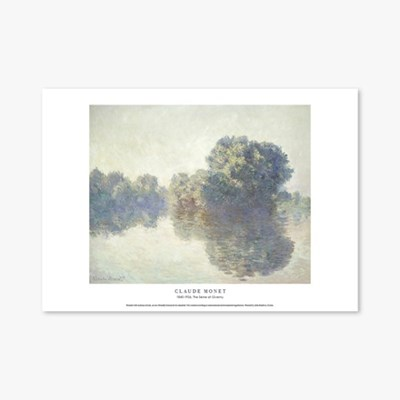 The Seine at Giverny - 클로드 모네 034
