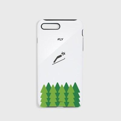 [범퍼케이스]형형색색 스키점프 케이스