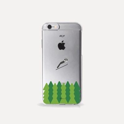 [젤리케이스]형형색색 스키점프 케이스