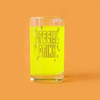 GLASS_SPECIAL DRINK_B