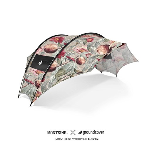 그라운드커버 x 몽시느 루프하우스 701BE / 하비타프 / 돔타프