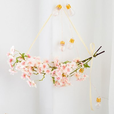가장 아름다운 순간 벚꽃가랜드 [2color]_(571417)