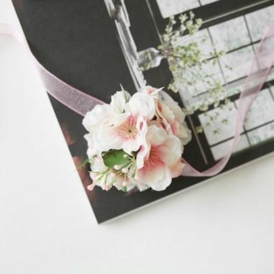 브라이덜샤워꽃팔찌 - 벚꽃 [2color]_(572620)