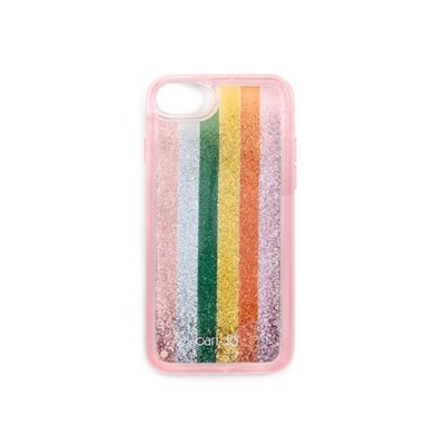 GLITTER BOMB IPHONE 8 CASE-color wheel