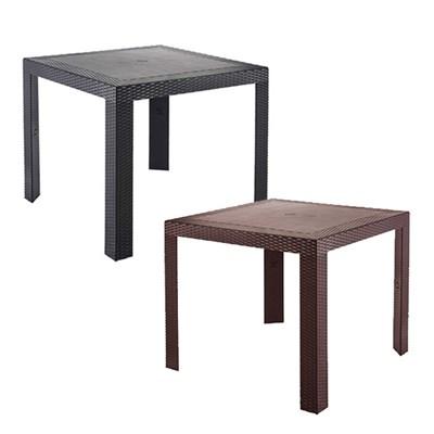 [GAWON] MISTY 2인용 테이블 (80x80)