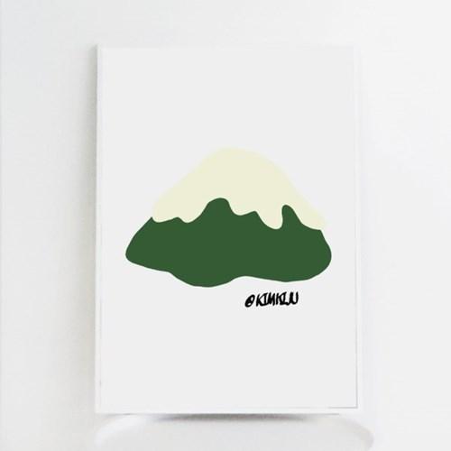 A- 그린티 트라이앵글산(KIJU)