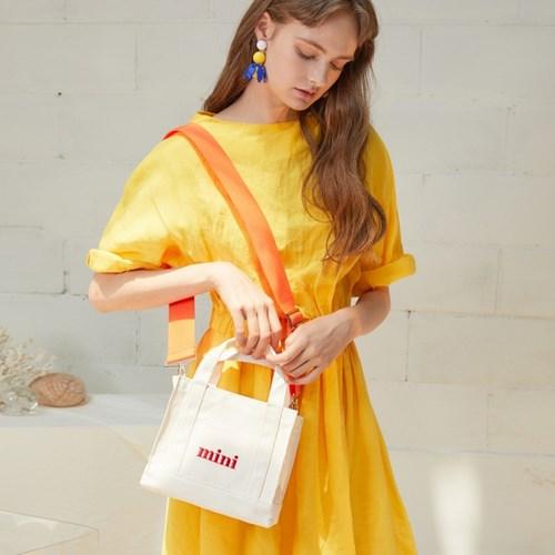 mini canvas bag