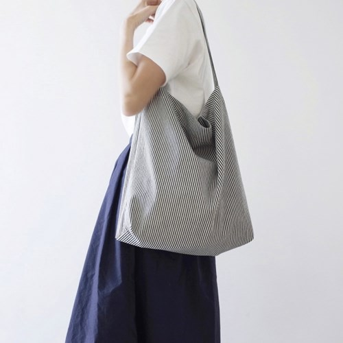 Everyday Bag (DEEP STRIPE)