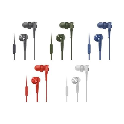 [소니] MDR-XB55AP/이어폰/이어셋/파워풀베이스사운드