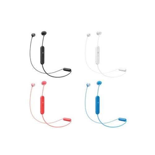 [SONY] WI-C300/캐주얼 무선이어폰/블루투스 이어폰