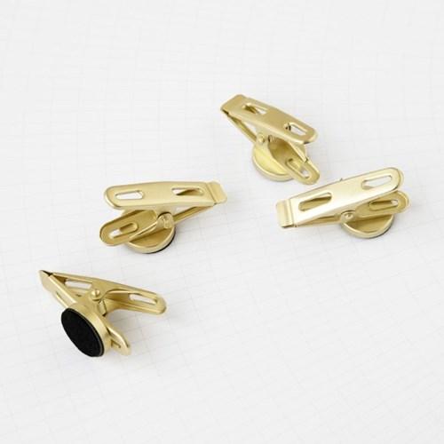 HOUSE DOCTOR / GOLD CLIP MAGNET / 골드 클립 자석