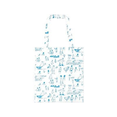 [SS18 NOUNOU] Summer Beach Tote Bag(White)_(621300)