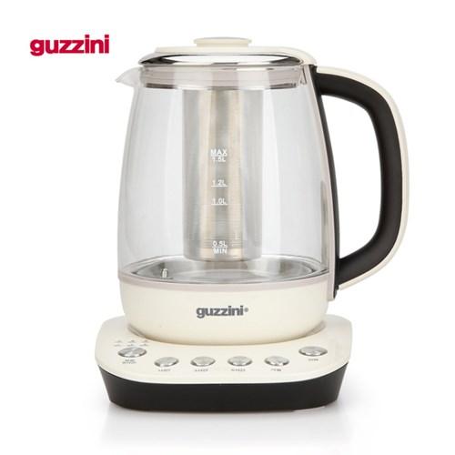 구찌니(guzzini) 벨로 티포트 1.5L EL-S210GMK