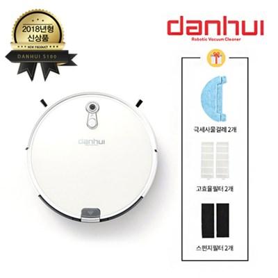 [신제품 S100] 단후이 로봇청소기 + 인기 소모품 세트