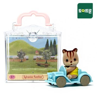 [실바니안공식] 5203-아기 다람쥐 자동차_(1182647)