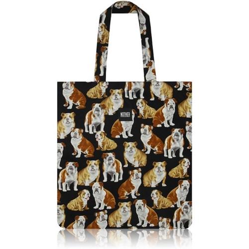 nother Bulldog Flat Tote Bag