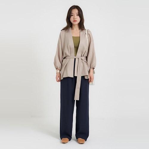 linen avant cardigan (2colors)