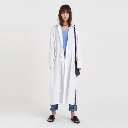 robe long shirt (2colors)