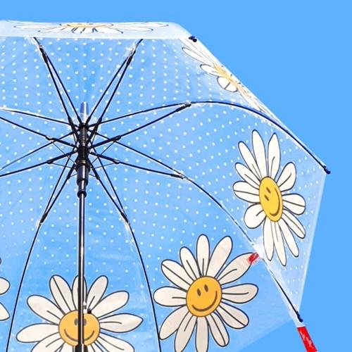 [위글위글] Bubble Umbrella (투명우산)