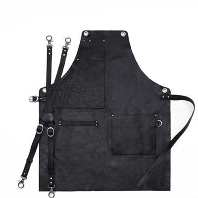 Real cow leather_Black
