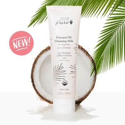 코코넛 오일 모이스춰라이즈 클렌징 밀크 100ml