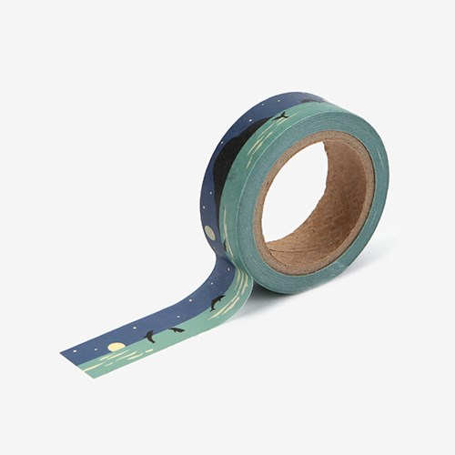 Masking Tape single - 119 Night sea