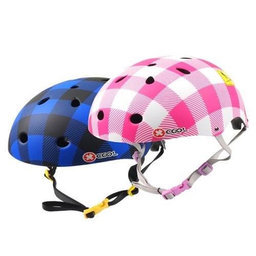 줄라이카 럼버잭 유아 아동 헬멧 보호대 어린이 보호장비