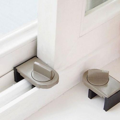 안전제일 창문 잠금장치