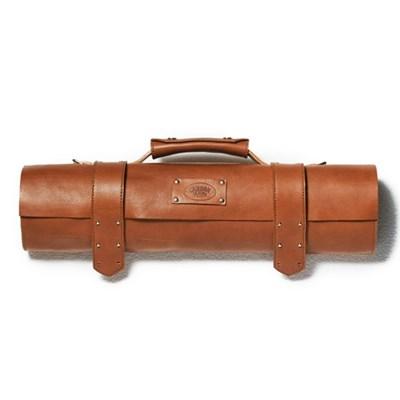 [카본블랙나인] 쉐프가죽칼가방 WILD BROWN
