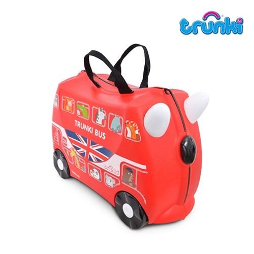 [트렁키] 프리미엄 영국 아동용캐리어 버스