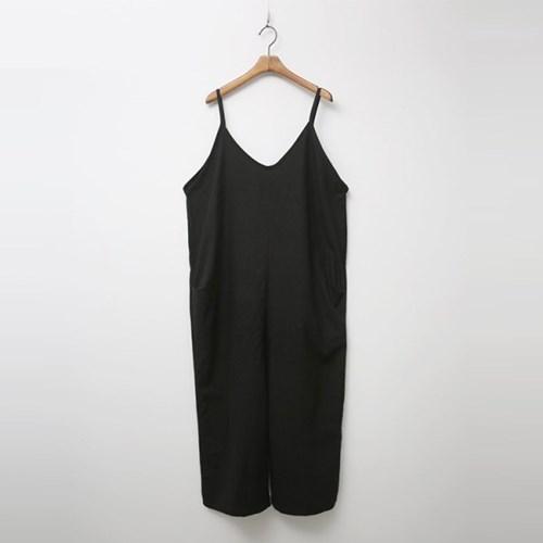 Linen Mario Jumpsuit