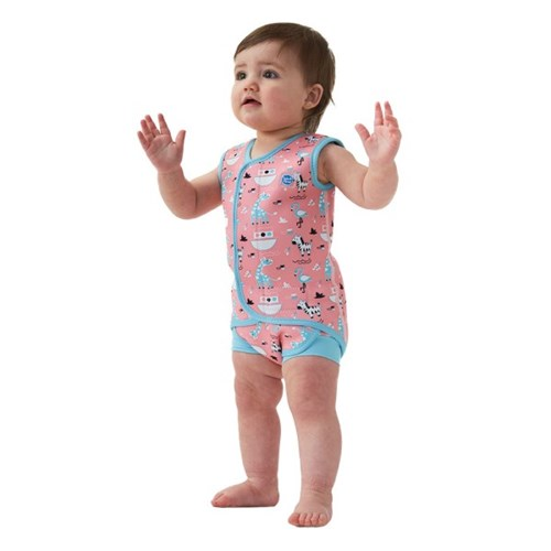 체온보호 래퍼 아기수영복(니나스아크)