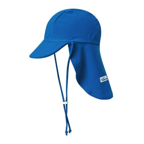 [플랩캡수영모] 블루플랩캡
