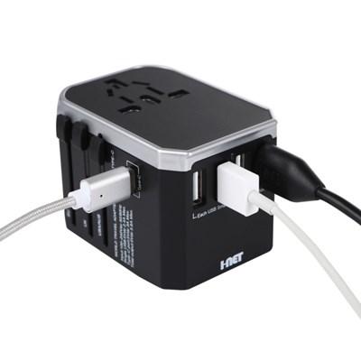 아이넷 JY-305 Plus 해외여행용 멀티아답터 5600mA USB5포트