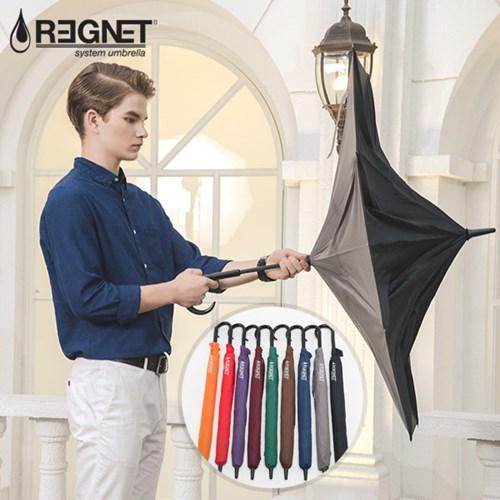 특허 받은 거꾸로 우산 레그넷 레귤러