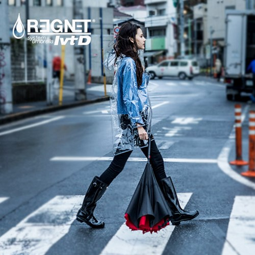 거꾸로 우산의 자동화! 멋지게 화려해진 레그넷 IVT D