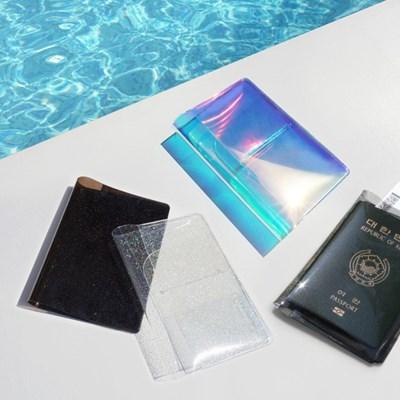 [레이지라운지]썸머링 여권지갑