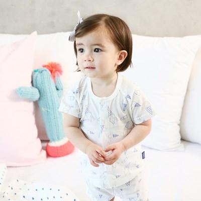 오가닉 로디 썸머3종 상하세트