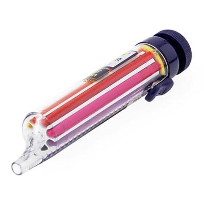 Penco 8 Color Crayon