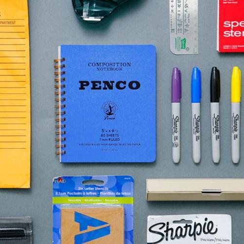 Penco Coils Notebook - M