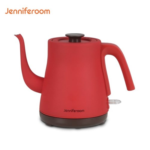 제니퍼룸 커피드립 전기포트 레드_JR-3812R