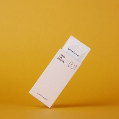 커먼데이 울트라씬 001 콘돔 (8개입)