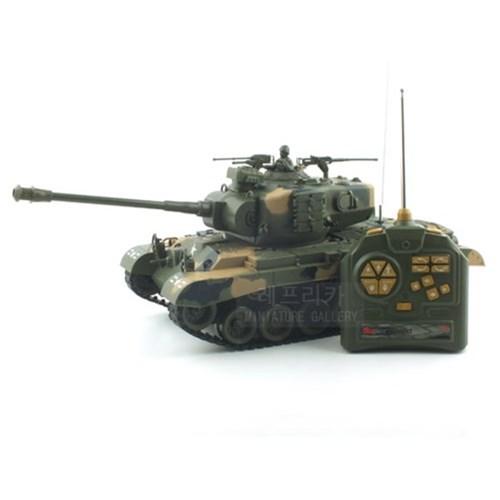 BB탄 US M26 퍼싱전차 RC탱크 (YAK235009CA)