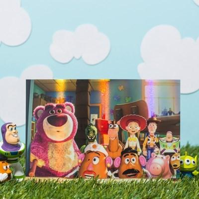 [디즈니] 토이스토리 홀로그램 엽서
