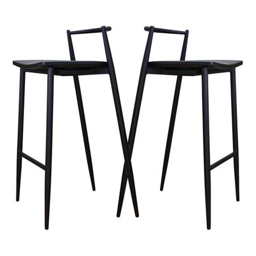 curve bar chair_B set